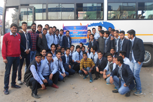 Mohammadpur Power Plant visit by students of Mechanical Engineering