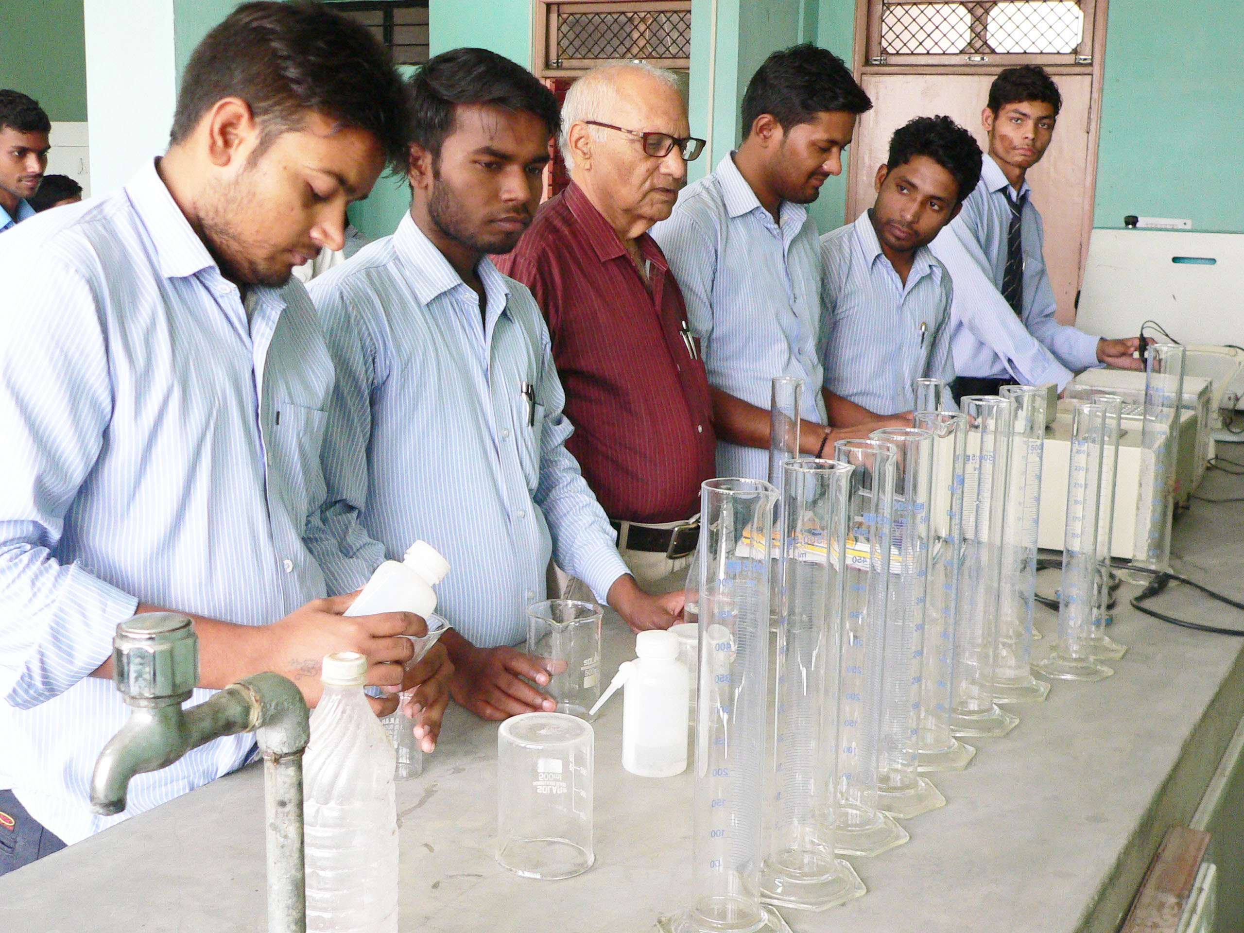 Labs of Civil Engineering