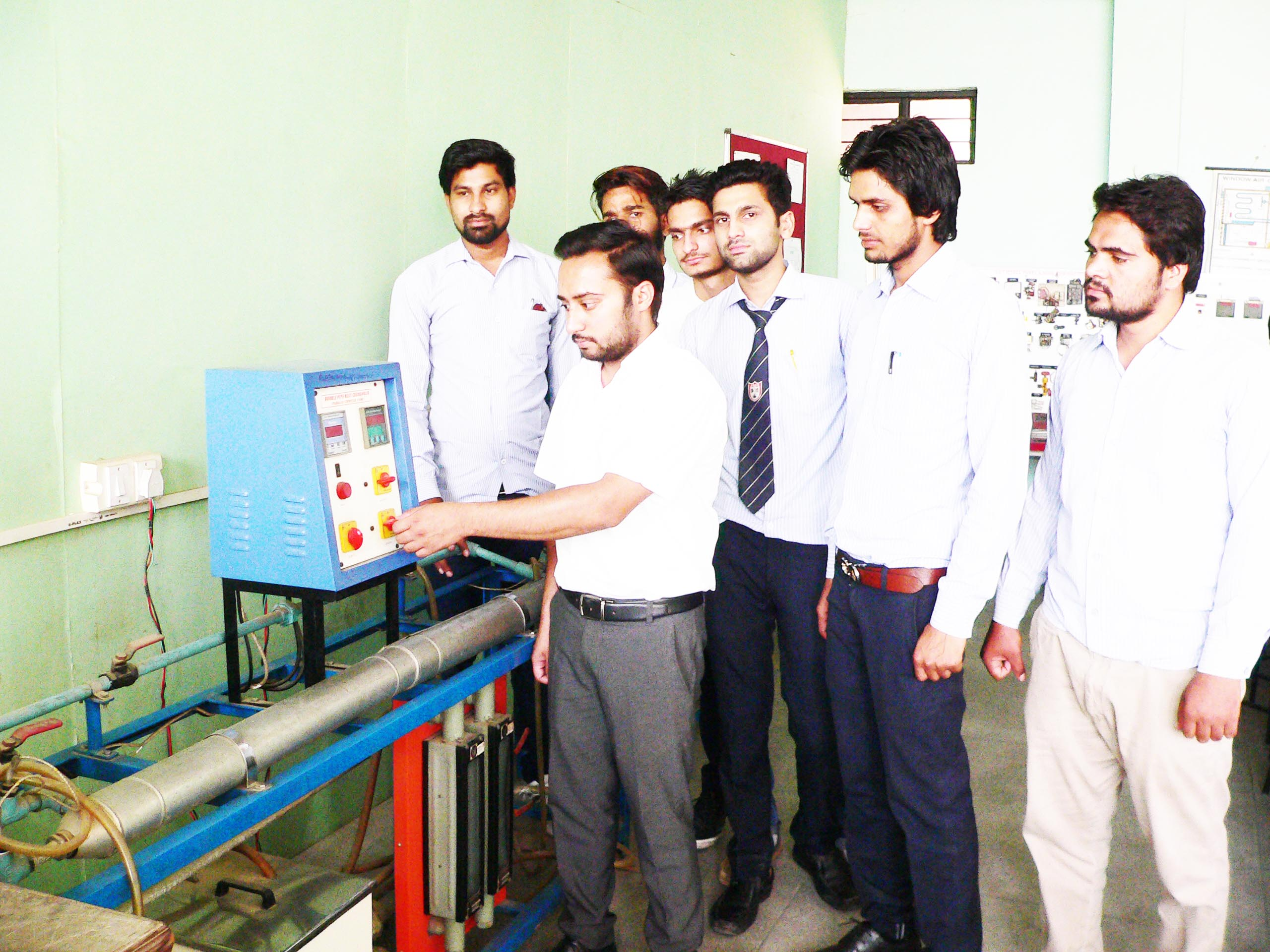LABORATRIES OF MECHANICAL ENGINEERING
